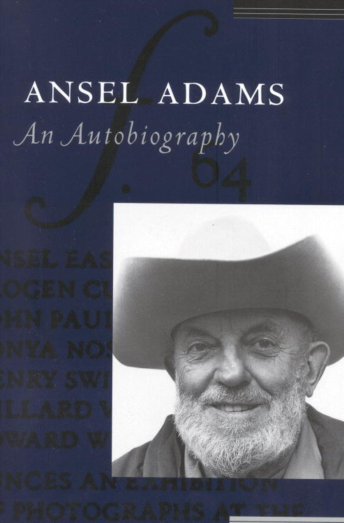 Ansel Adams By Adams, Ansel/ Alinder, Mary Street